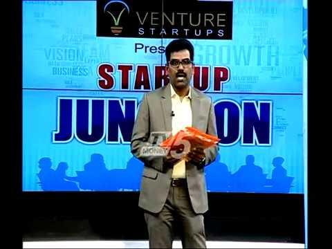 Millet House Founder Mr Ashok Thatipally @ Startup Junction