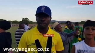 Alichokisema Cannavaro Matokeo Yanga 1-1 Namungo Fc