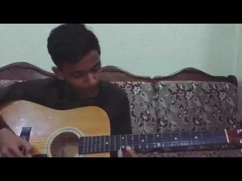 Guitar Tabs Single String Mere Rashke Qamar Begineer Training