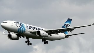 Egyptair 804 Paris to Cairo missing 66 on board terrorism suspected