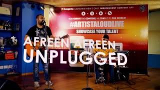 Afreen Afreen | Band Ehsaas Live | Rahat Fateh Ali Khan Cover