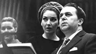 Maria Callas Remastered at Abbey Road: interviews with the sound engineers