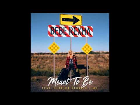 Xxx Mp4 Bebe Rexha Meant To Be Feat Florida Georgia Line MP3 Free Download 3gp Sex
