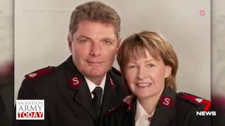 Salvation Army Today - 9.29.2016 - Honoring Major Geoff Freind