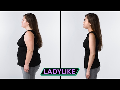 Women Get Photoshopped Into Cultural Beauty Standards • Ladylike