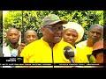 Download Video Download ANC Gauteng leadership on a door to door campaign ahead of elections 3GP MP4 FLV