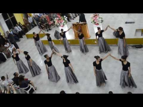 A Igreja Vem Coreografia