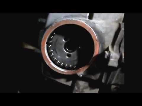 Puesta a punto de moto 110 cm³ Sincronización de distribución