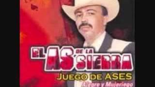 EL AS DE LA SIERRA - CRUZ DE MADERA