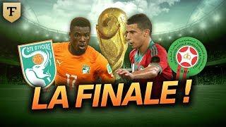 Côte d'Ivoire - Maroc : une finale de rêve ! - La Quotidienne #139