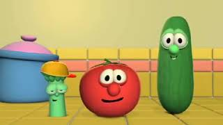 VeggieTales - Personalized DVD Countertop Scenes (Name Censored) [WTLN Re-upload]