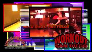 Talk show in San Diego Workout San Diego