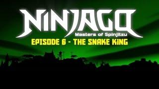 LEGO® NINJAGO - Ο ΒΑΣΙΛΙΑΣ ΤΟΝ ΦΙΔΙΩΝ - ΕΠΕΙΣΟΔΙΟ 6ο