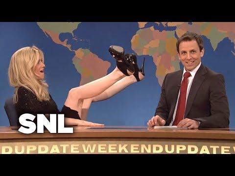 Weekend Update Rebecca Larue Saturday Night Live