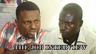 THE JOB INTERVIEW (Comedy made in Africa)