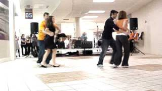 L.O.V.E routine by Upstate Swing Dancers