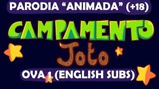 "CAMPAMENTO JOTO (+18) PARODIA ""ANIMADA"" Camp Buddy"