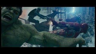 Baahubali 2 - The Conclusion   Official Trailer (Hindi)   HULK   IRON MAN   AVENGERS   THOR