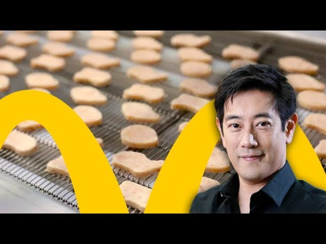 How They Make McDonald's Chicken McNuggets
