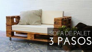 SOFA EN 3 PASOS !! | Empo | EP. 14