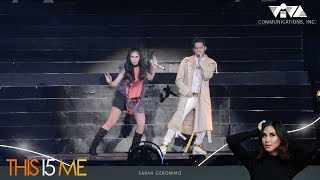 STANDING OVATION: Sarah G slays the stage with James Reid once again!