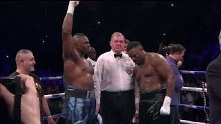 BREAKING NEWS: DILLIAN WHYTE PRESS CONFERENCE ANNOUNCED - DERECK CHISORA REMATCH?!!