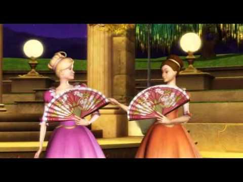 Barbie in the 12 Dancing Princesses clip5
