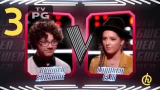 The Voice Battle Rounds PT. 3 - Top Moments