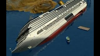 The Raising of The Costa Concordia