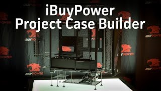 iBuypower Project Case Builder
