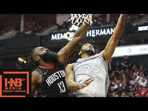 Xxx Mp4 Houston Rockets Vs Minnesota Timberwolves Full Game Highlights Game 2 2018 NBA Playoffs 3gp Sex