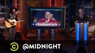 #HashtagWars - #KenBoneFacts - @midnight with Chris Hardwick