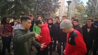 Antu vs Monsieur // Semifinal // Batallas Sabiñánigo