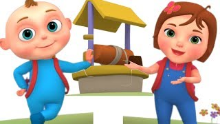 Jack And Jill Went Up The Hill   TooToo Songs & Rhymes   Nursery Rhymes & Kids Songs