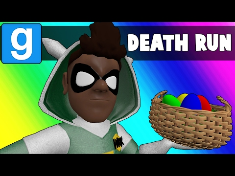 Gmod Deathrun Funny Moments Easter Map Garry s Mod