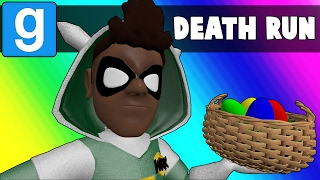 Gmod Deathrun Funny Moments - Easter Map! (Garry