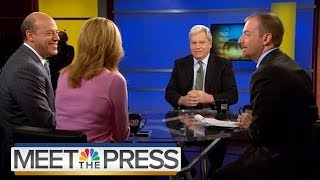 Former White House Press Staff Imagine Changes To Presidential Coverage   Meet The Press   NBC News