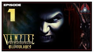 Let's Play Vampire: The Masquerade Bloodlines - Episode 1