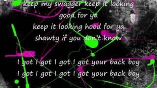 T I  Got  yo Back With Lyrics