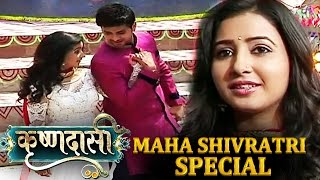 Shakti Arora DANCES With Aradhya | Maha ShivRatri Special | Krishnadasi | 07 March 2016 Episode