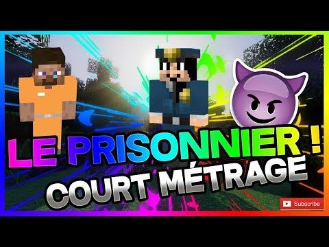 LE PRISONNIER - COURT MÉTRAGE MINECRAFT !