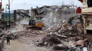 Dos años del terremoto del 16 de abril del 2016