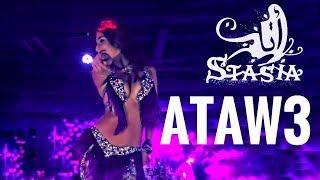 انستازيا ترقص على أغنية اطاوع محمود الليثى  Anastasia Biserova Ataw3