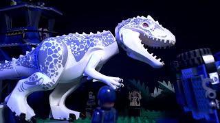 LEGO Jurassic World 2: Fallen Kingdom Holiday Special 2017 Stop Motion Movie Video Trailer