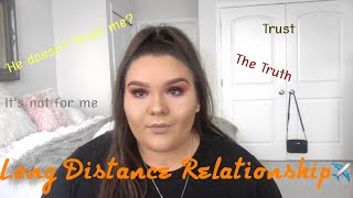 BEING IN A LONG DISTANCE RELATIONSHIP| MY STORY& TIPS