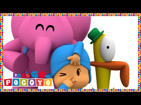 Let s Go Pocoyo Pocoyo s Camera Episode 25 in HD