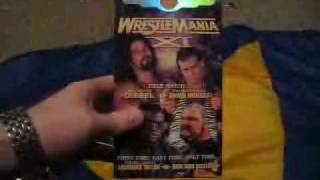 Wrestlemania 1995 Vhs Review