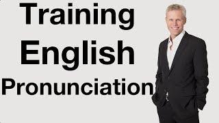 Training Pronunciation