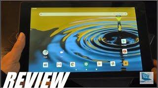 "REVIEW: Vankyo MatrixPad Z10 Android 9.0 Tablet, 10"" FHD, 3GB RAM [$160]"