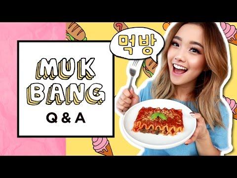 Ask Jenn Q&A   Mukbang